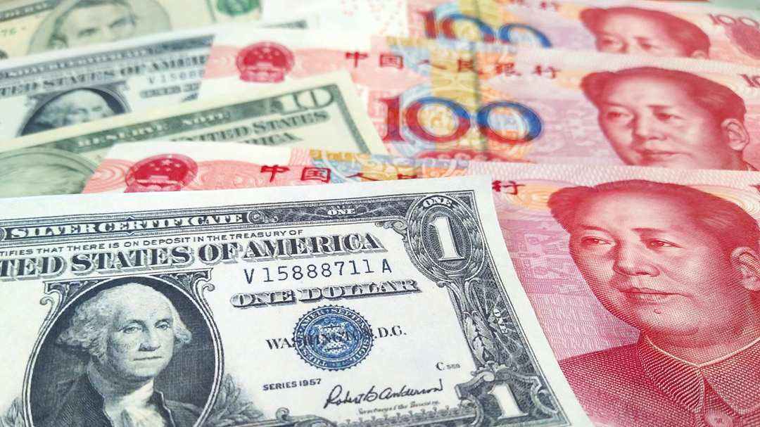 China's yuan gains ground after PBOC tries to soothe markets