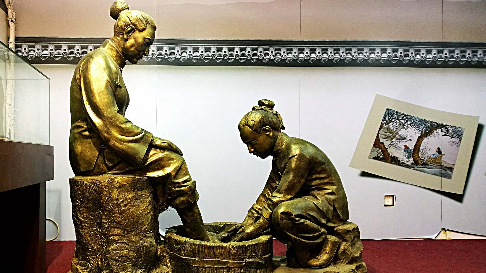Asian Values: Good old filial piety has turned a major corner