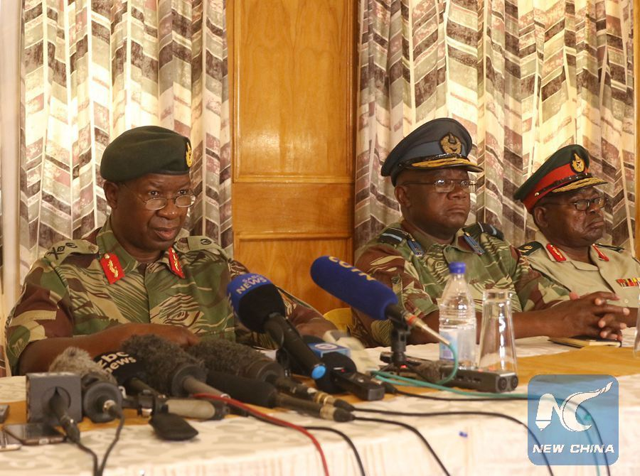 Zimbabwe military denies involvement in upcoming elections