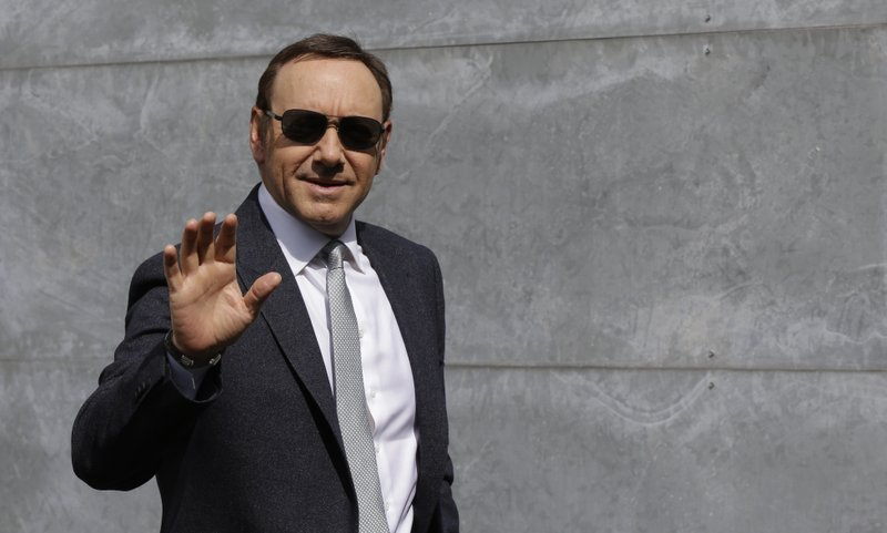 UK police probing 6 assault claims against Kevin Spacey
