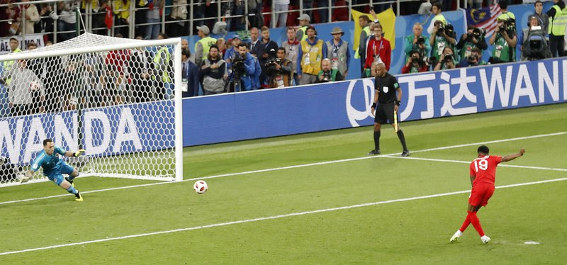 World Cup's 4th substitutes more than just penalty takers