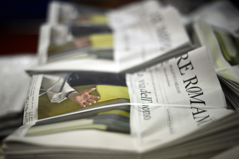Italian journalist named Vatican's first lay comms officer