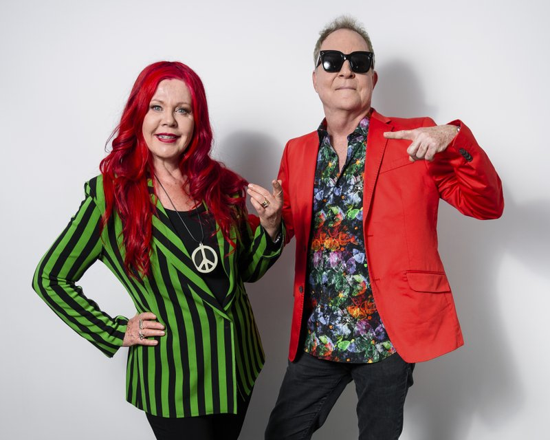 The B-52s are touring on their 40th anniversary - sort of