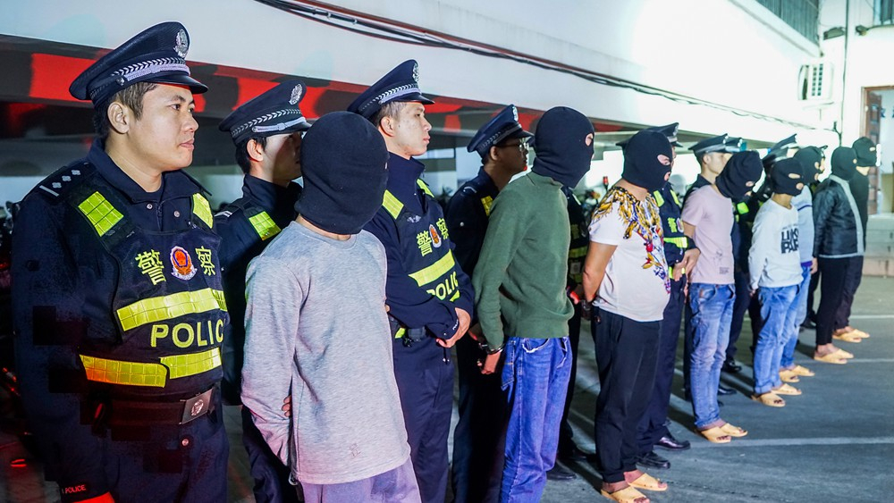 Supervision of fight against gang crime starts in Hebei