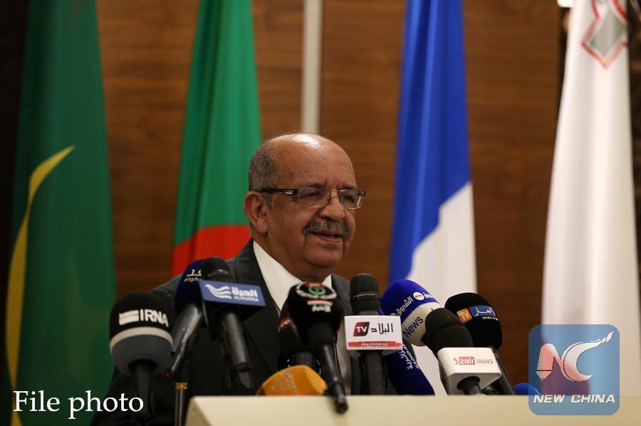 Algerian FM: China-Arab Cooperation Forum active, effective mechanism: