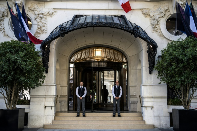 Paris' Lutetia hotel reopens after luxury makeover