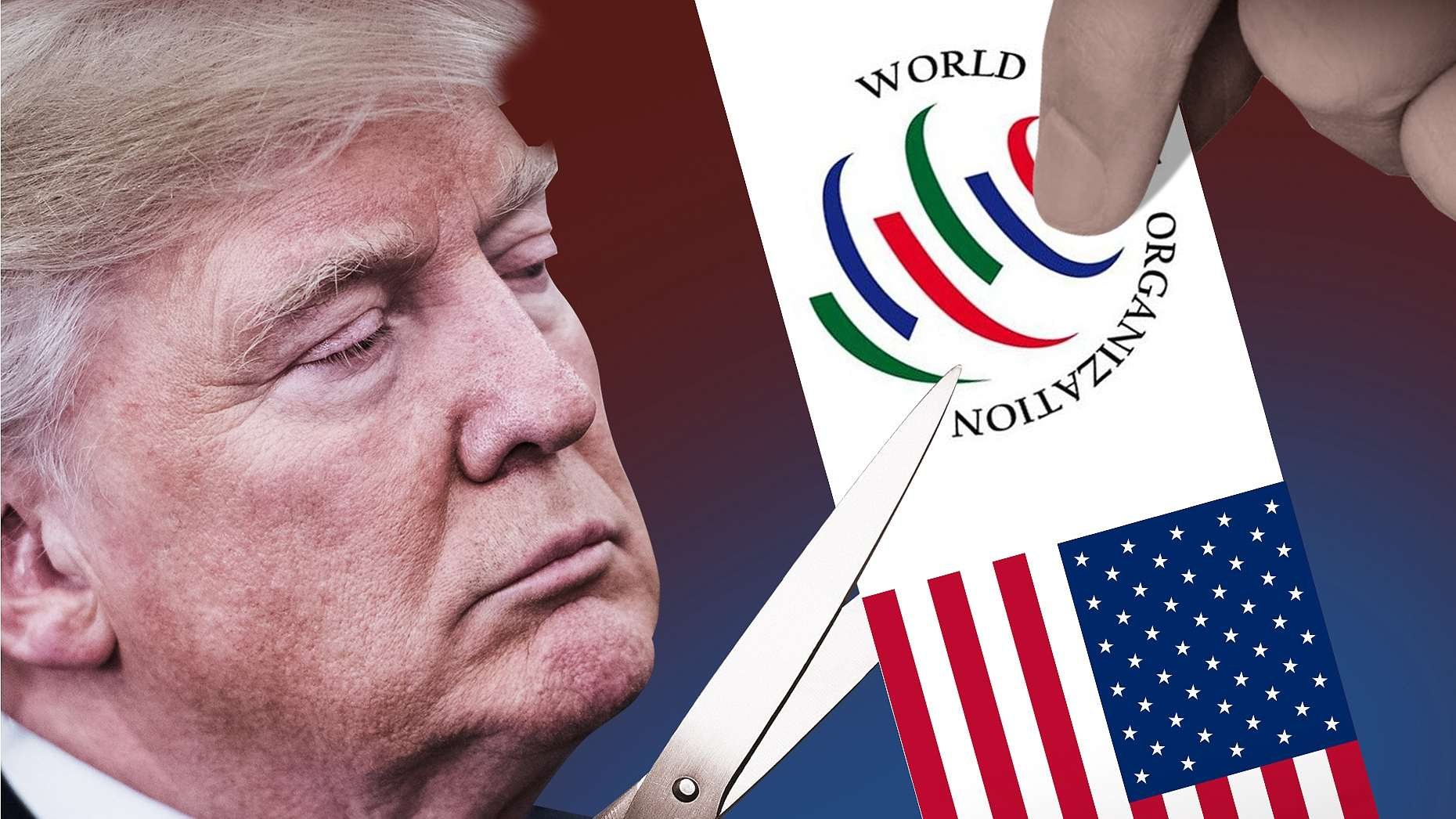 Trump's trade war is a tactic competition rather than market competition