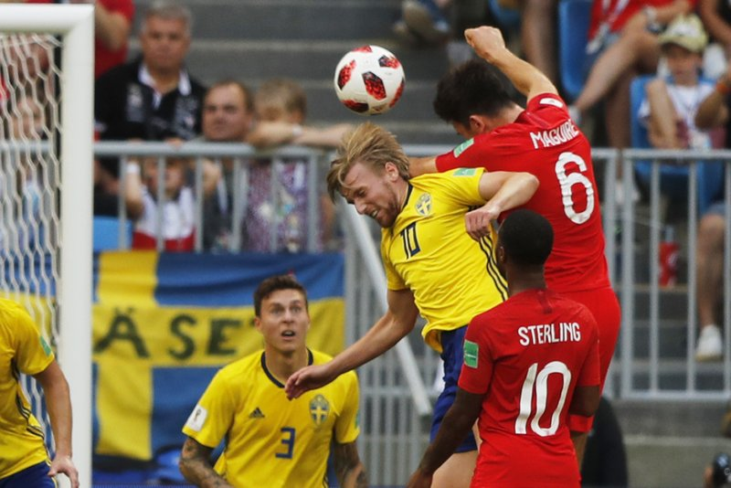 England's set-piece mastery reaping rewards at World Cup