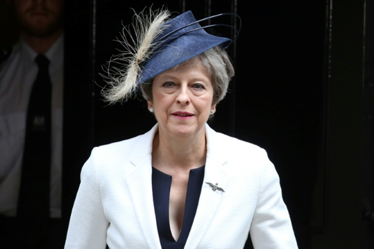May clings to power amid Brexit resignation turmoil