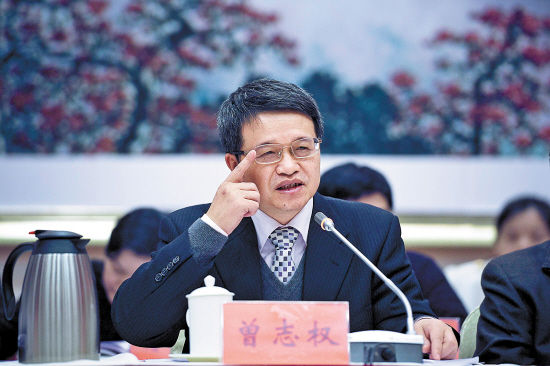 Senior Guangdong official under probe