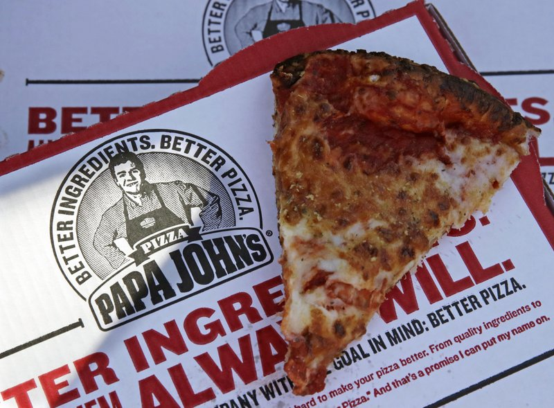 Papa John's is pulling founder's image from its marketing