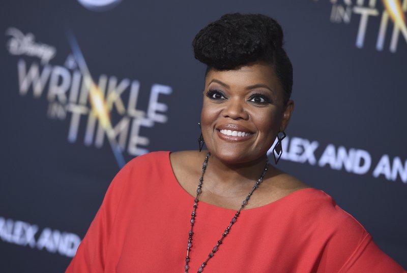 Yvette Nicole Brown is interim guest host of 'Walking Dead'