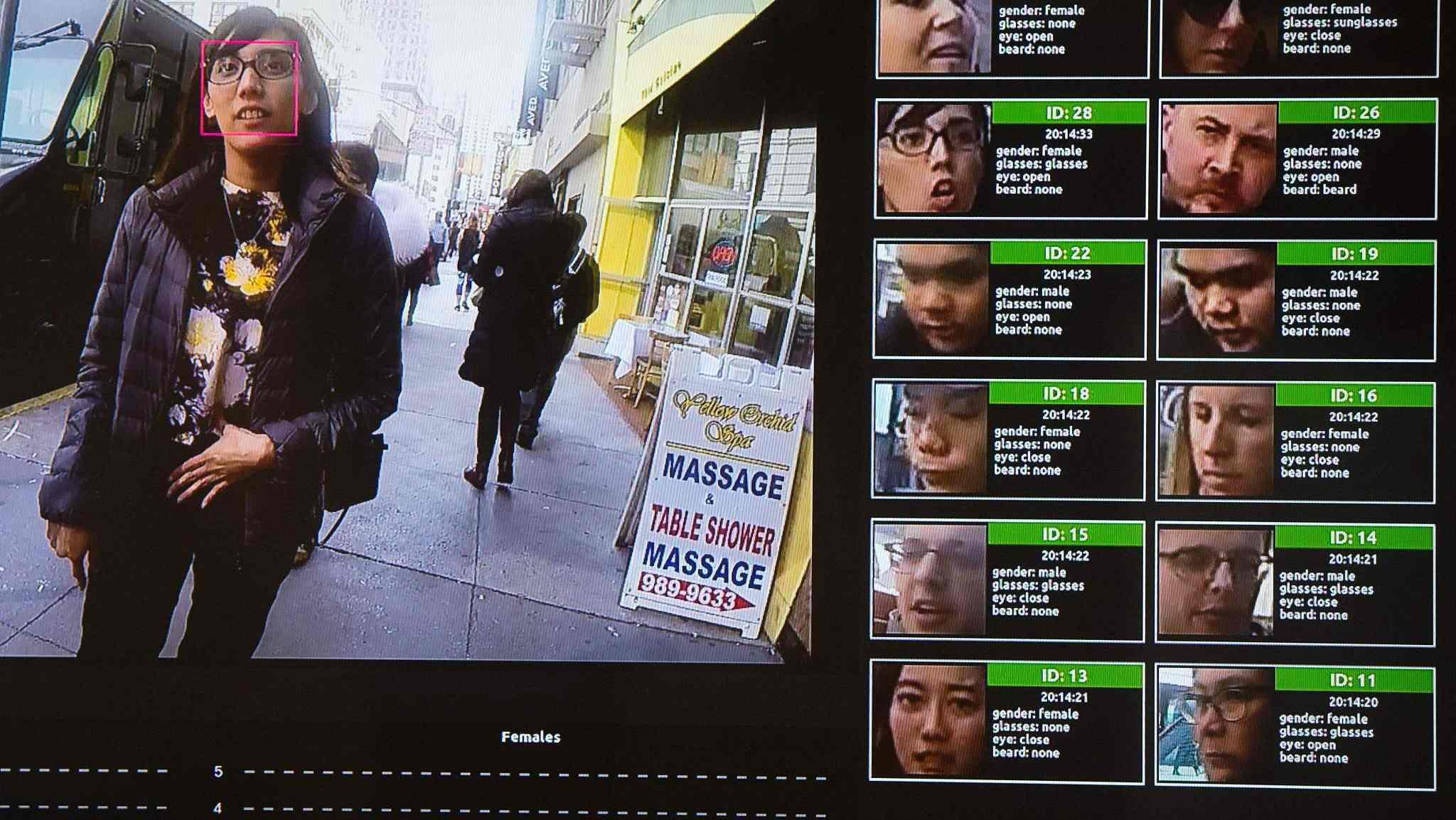 Microsoft raises alarms about facial recognition