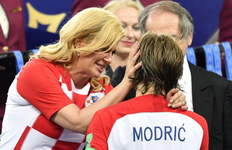 Croatia PM says fans rejoice despite Cup loss