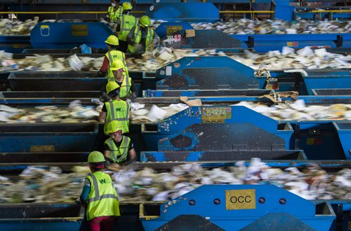 US starts to drown in waste that China will no longer accept
