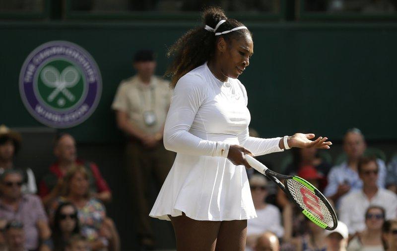 Serena Williams at No. 28 in WTA rankings, climbs 153 spots