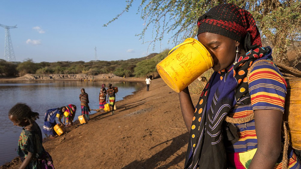 Clean water for all is still centuries away, aid group warns