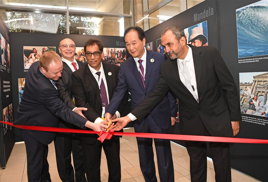 2nd BRICS media photo exhibition opens in Cape Town