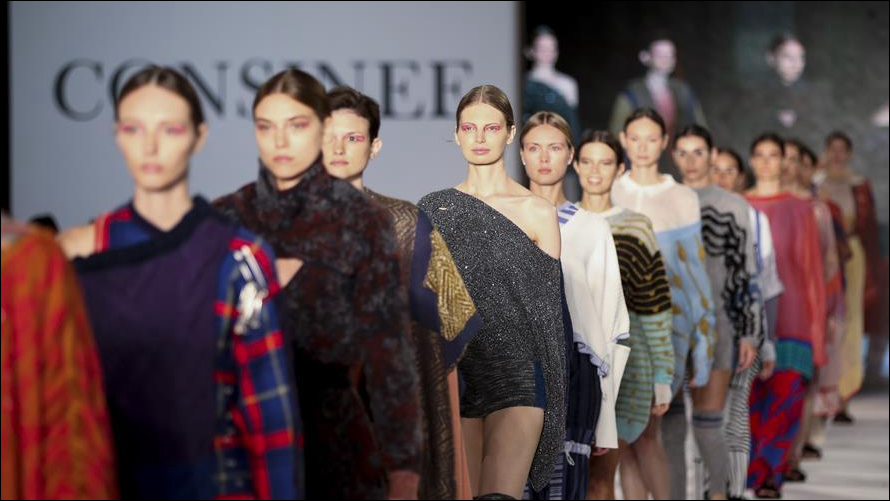 Chinese cashmere yarn exporter Consinee hosts fashion show in New York