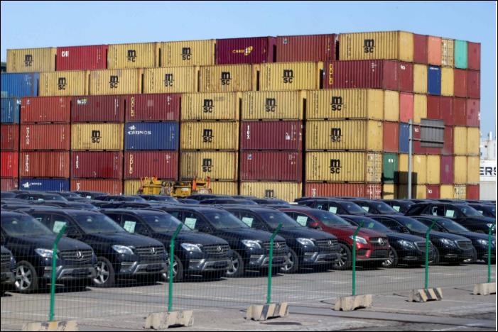 EU, Mexico automakers blast Trump auto tariff plan