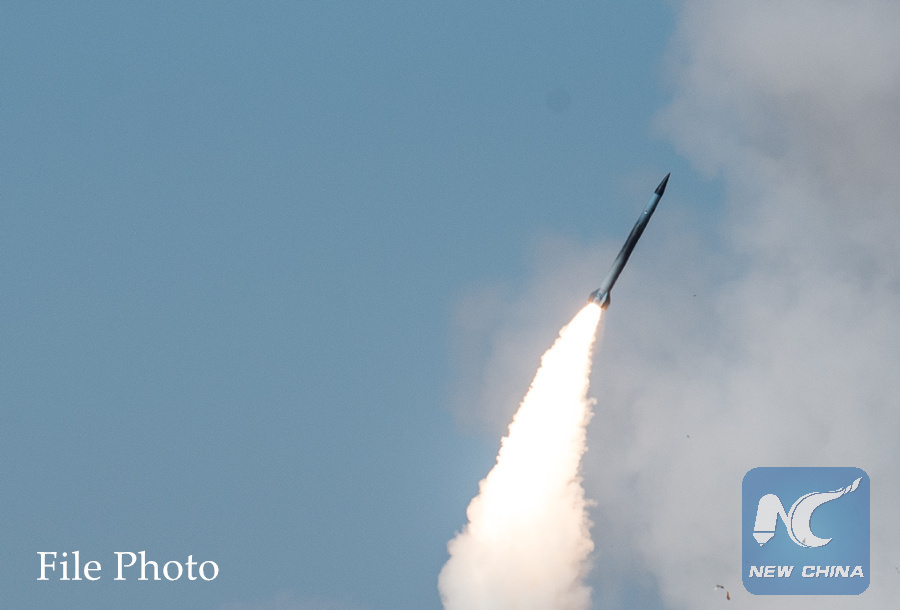 Russia successfully test-fires new air defense missile