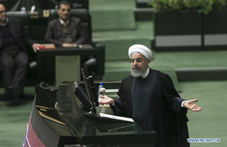 Rouhani warns US against conflict with Iran