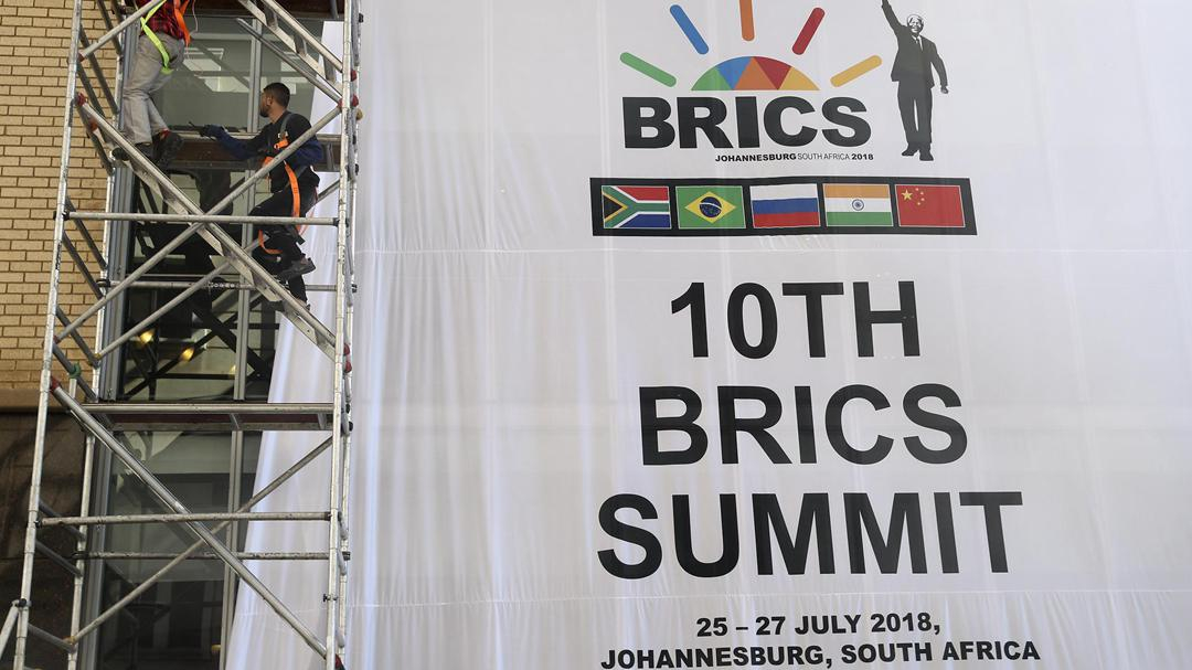 South Africa sets out its $100bln investment proposition as BRICS gather