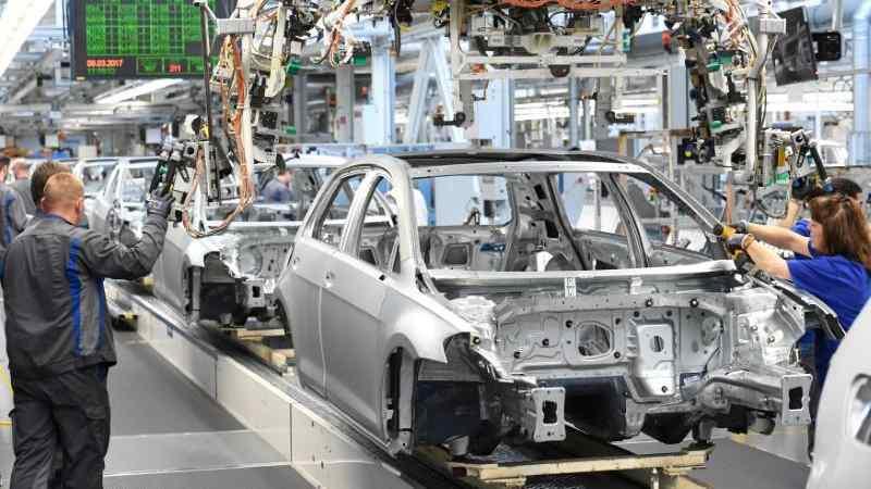 German industry groups warn US on tariffs ahead of EU-US meeting