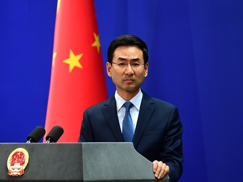 China stands firm on Taiwan-related description in airlines: FM