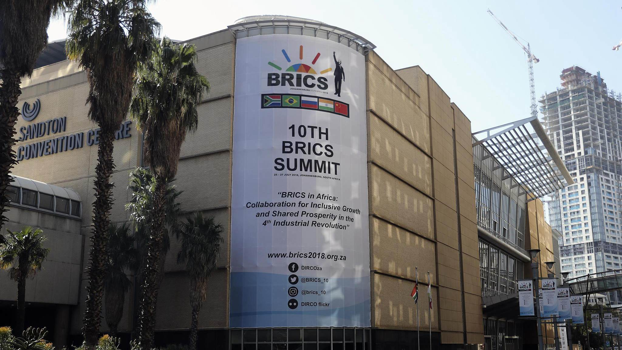 What should BRICS cooperation be like in the next decade?