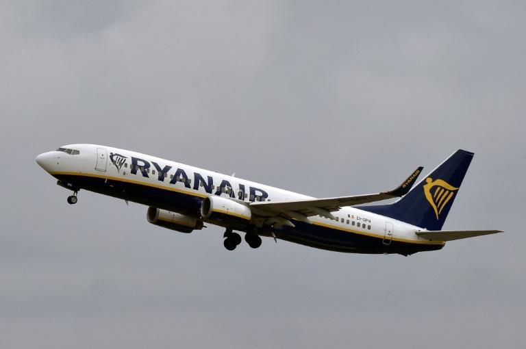 Ryanair strike grounds flights across Europe