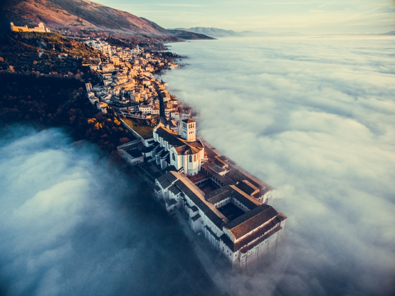Capturing stunning images from above: the best drone-assisted photography of 2018