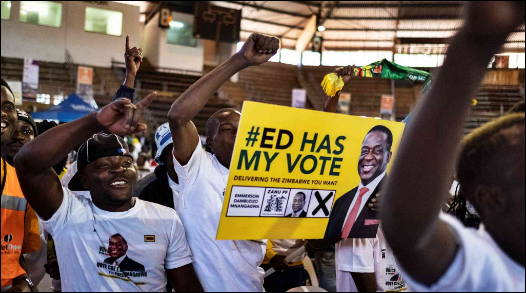 Zimbabweans to cast their first vote in the post-Mugabe era