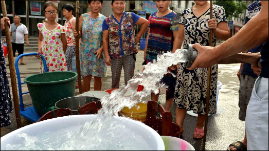 China's water quality improves in first half of 2018: environment ministry
