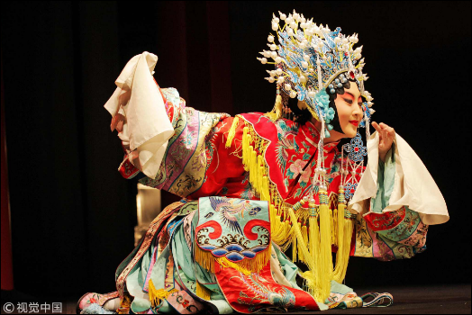 Peking Opera: Inheritance or popularization?
