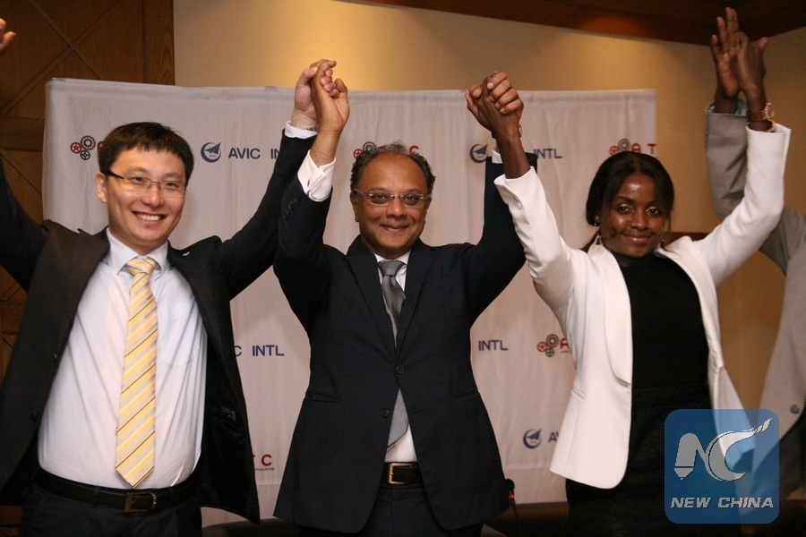 China funded technical skills contest launched in Kenya