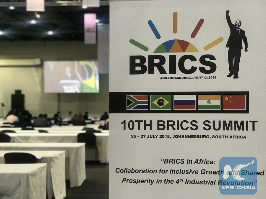 BRICS vow to forge defense against trends undermining multilateralism