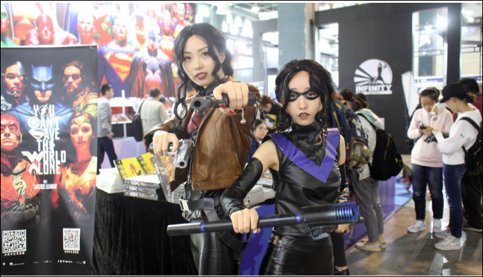 Shanghai Comic Convention to land in October