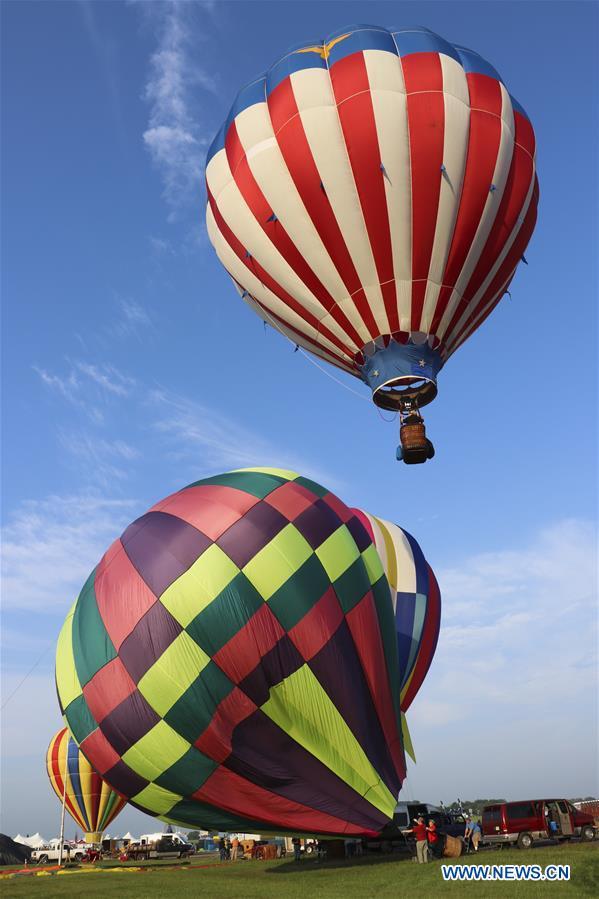 36th Quickcheck New Jersey Festival of Ballooning kicks off