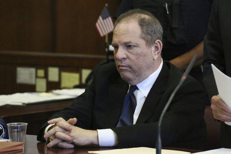 Harvey Weinstein's insurers balk at paying his legal bills