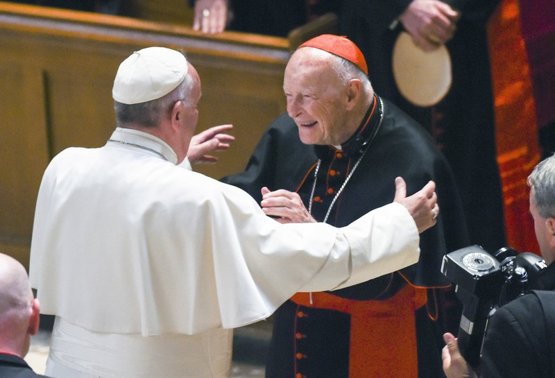 McCarrick accuser hopes victims can now heal