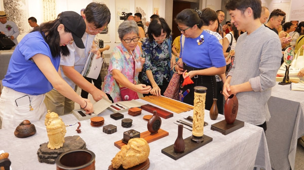 Anhui cultural week held in Bangkok