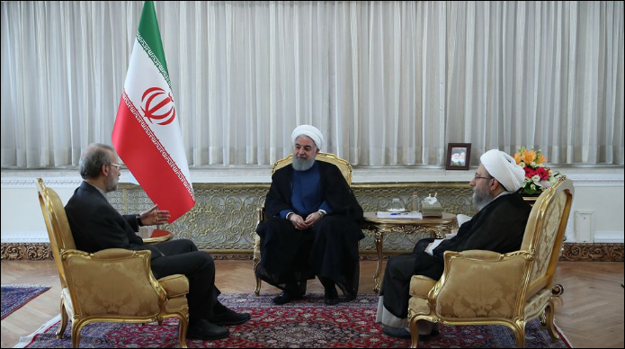 Iran's parliament summons Rouhani as economy falters under US pressures