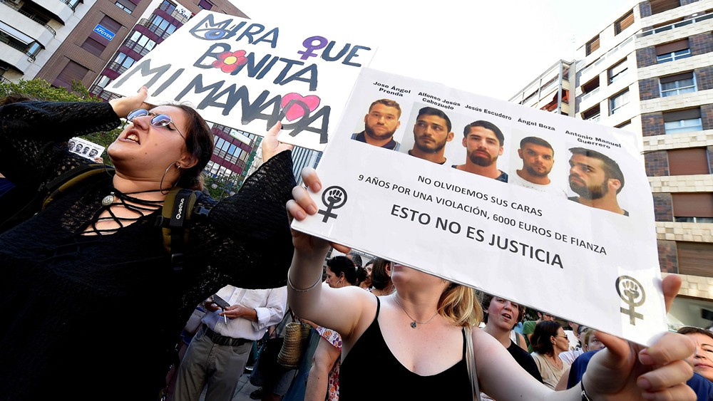 Spain police arrest 'Pack' sexual abuser over theft