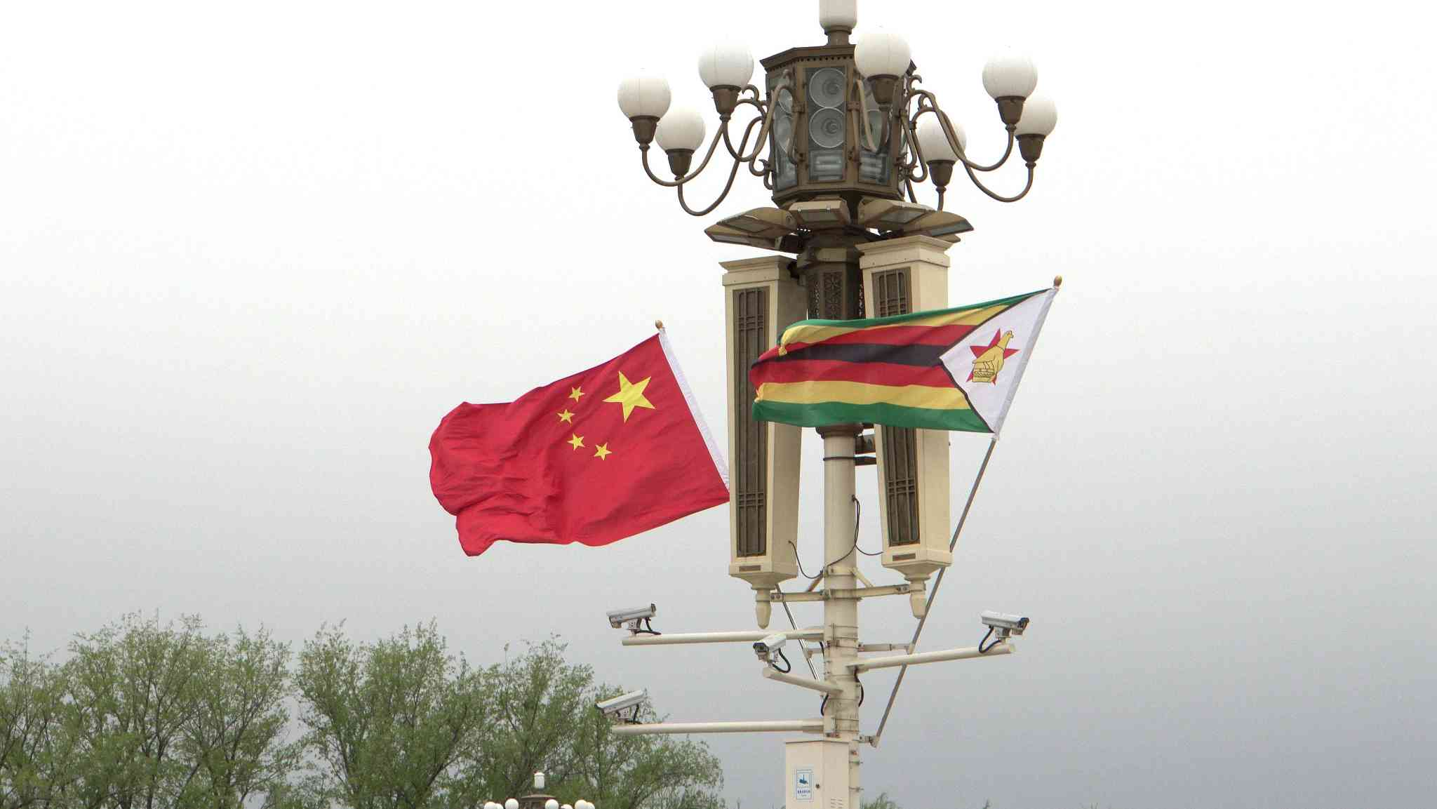 China-Zimbabwe ties in the post-Mugabe era
