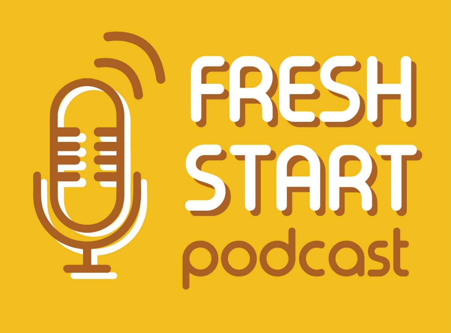 Fresh Start: Podcast News (8/4/2018 Sat.)