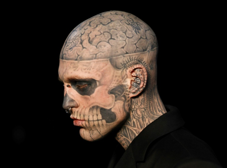 Canada's Zombie Boy dead of apparent suicide at 32