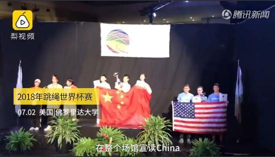 Chinese youngsters win big at World Jump Rope championships