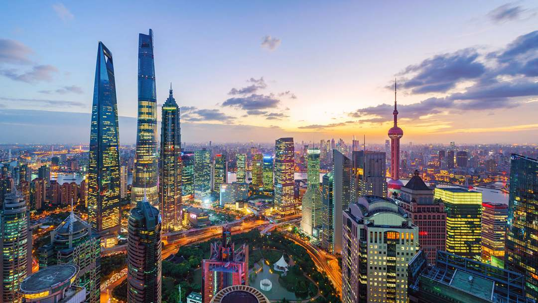 What has Shanghai achieved in expanding opening-up?