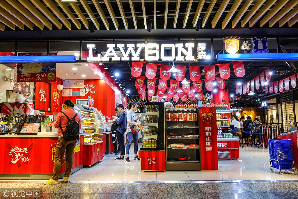 Convenience stores expand rapidly in China